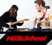 【NOAH Musicschool】マイペースで通えるフリータイム制のミュージックスクール