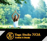 ヨガ教室ノア【NOA】|快適スタジオで充実レッスンのヨガスクール