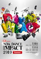 NOA DANCE IMPACT 2010 Summer
