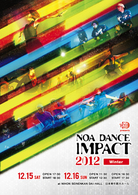 NOA DANCE IMPACT 2012 Winter