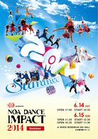 NOA DANCE IMPACT 2014 Summer