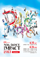 NOA DANCE IMPACT 2013 Summer