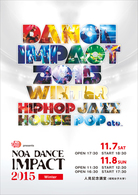 NOA DANCE IMPACT 2015 Winter