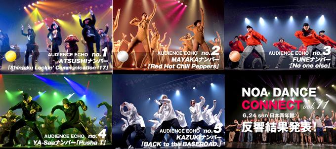 NOA DANCE CONNECT vol.7