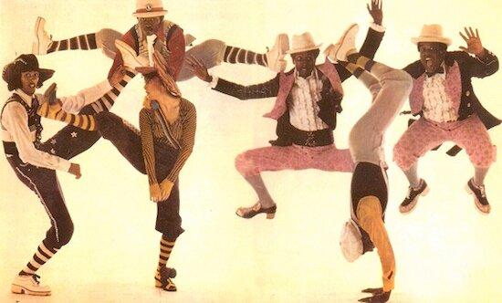 東京 ロック ダンス